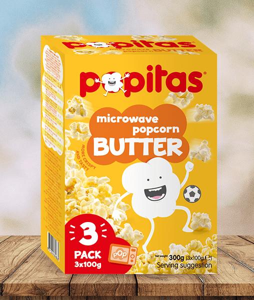 Popitas Butter