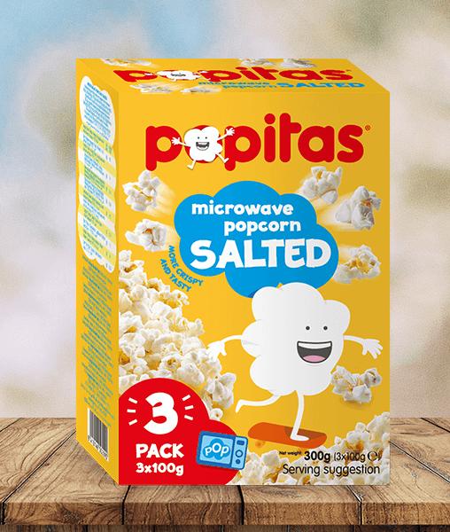 Popitas Salted